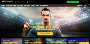 Screenshot 2018 11 14 Sportsbook Casino Live Casino and Virtual Sports at Bethard 300x148 - Bethard