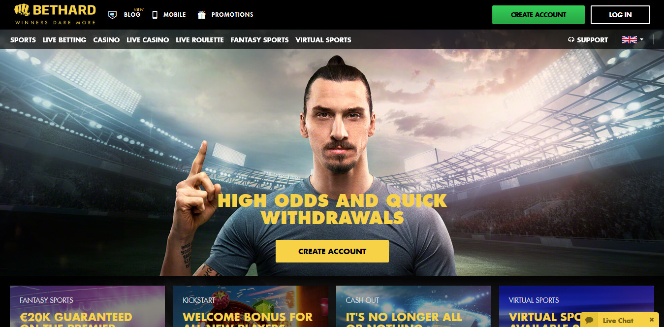 Screenshot 2018 11 14 Sportsbook Casino Live Casino and Virtual Sports at Bethard - 2 Best Tennis Betting Sites